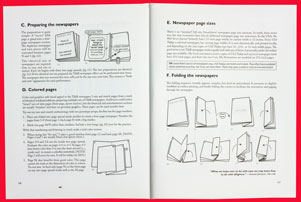 [Photo: Book Layout]