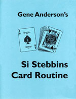 [Si Stebbins Card Routine Image]